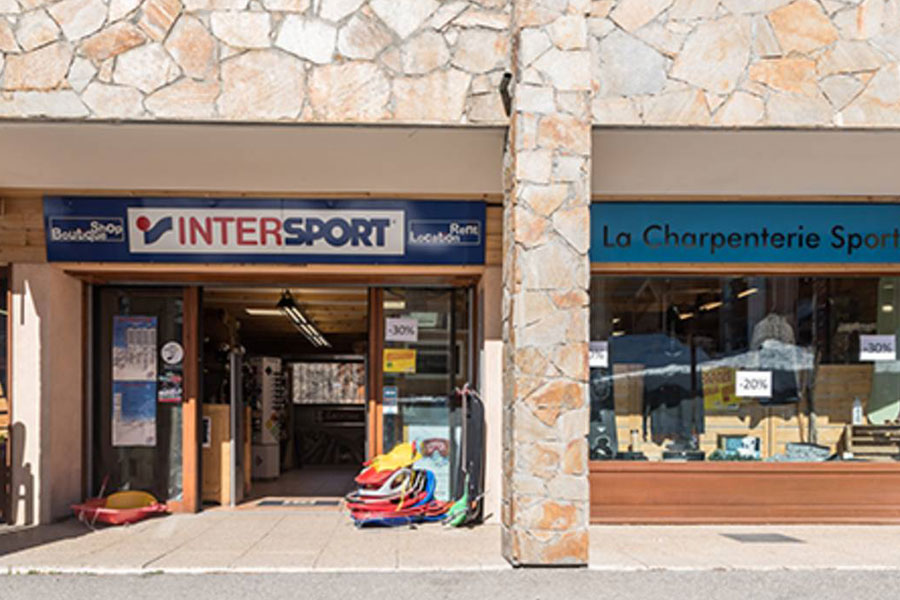 Location de ski Vars Intersport